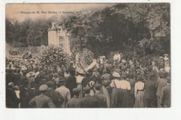 SAINT GERMAIN LES CORBEIL - OBSEQUES DE M. PAUL DARBLAY (3 SEPTEMBRE 1908) - 91 - Autres Communes