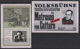 ART 75 - RDA ALLEMAGNE DEMOCRATIQUE BF 90 + 95 Neufs** - [6] Oost-Duitsland