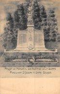 A-19-5534 :  MONUMENT AUX MORTS PENSIONNAT SAINT-JOSEPH. GIVRY. - Belgique