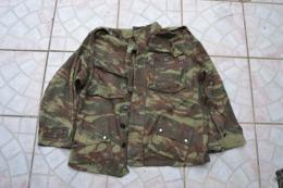 Veste TAP 47/54 Et Pantalon 47/52 D'export Indochine/Algérie - Uniformes