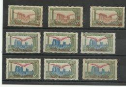 Tunisie Lot De P.A. Neufs ** MNH, Voir 4 Scanns & Description, Cote 116€ 20 - Tunisia (1888-1955)