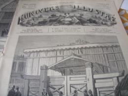 UNIVERS / EXPO UNIVERSEL JAPON /ALSACE SCENE DE MOEURS ISRAELITES  JUIFS /GUERRE DES CAFRES - Magazines - Before 1900