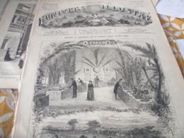 UNIVERS /EXPO UNIVERSELLE PROTECTION DES ALSACIENS LORRAINS - Magazines - Before 1900