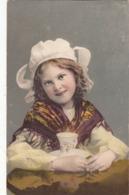 CPA  FILLETTE Hollandaise - Portraits