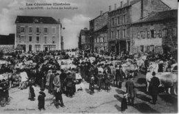 SAINT-AGREVE (Ardèche) - La Foire Des Boeufs Gras. Edition J. Malet. Numéro 145. Circulée En 1906. Bon état. - Saint Agrève