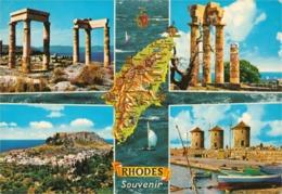 Greece - Rhodos (Rhodes) - Souvenir - Griekenland