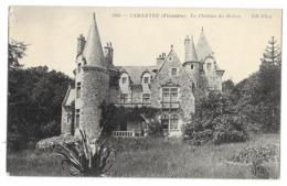 Cpa: 29 CARANTEC (a. Morlaix) Le Château Du Rohou 1913  N°1005 - Carantec