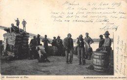 A-19-5550 : ROUSTABOUTS AT PLAY. A SELIGE SOUVENIR POST CARD CO. SAINT LOUIS. - Etats-Unis