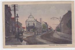 Cpa-all- Troisdorf -nicht Delc.-poststrasse ,ecke Kolnerstrasse-verlag Fr W . Weynen - Troisdorf