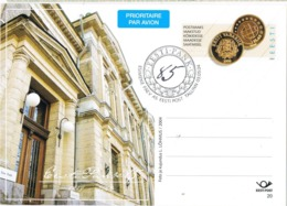 34265. Entero Postal Aereo TALLINN (Estonia) EESTI 2004. Coins, Monedas - Monedas