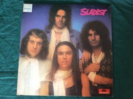 "LP Slade ""Sladest"" Polydor 1973 - Disco, Pop"