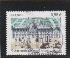 FRANCE 2013 LES APPRENTIS D AUTEUIL  YT 4738 OBLITERE A DATE - Frankreich