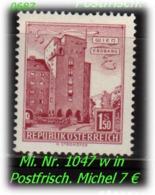 Österreich - Mi. Nr: 1047 W - In Postfrisch - 1945-60 Unused Stamps
