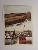 Post - Postbeförderung, Scherzbild Von 1908 ( Gelaufen , 1996); H30 - Pubblicitari