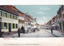 Cpa-all-gruenstadt / Grunstadt -am Romer-.-verlag Riedel N°602 - Gruenstadt