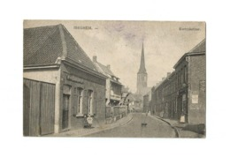 ISEGHEM. - Kortrykstraat (1914). - Izegem
