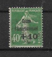 France Caisse D'amortssement De 1929 N°253 Neuf * - Caisse D'Amortissement
