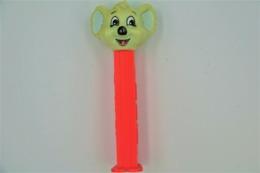 Vintage PEZ DISPENSER : BLINKY BILL - Kooky Zoo - 1997 - Us Patent L=11cm - Figuren
