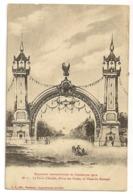 59-95 - Exposition Internationale De Dunkerque 1912 - N°1 - La Porte D' Entrée, Porte Des Dunes Et Place Du Kursaal - Dunkerque