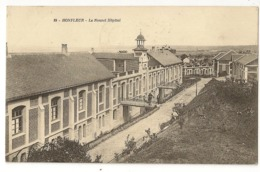 14-54 -Honfleur ( N°39) - Le Nouvel Höpital - Honfleur