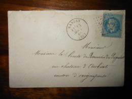Enveloppe GC 3082 Randan Puy De Dome - 1849-1876: Classic Period
