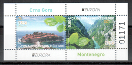 Montenegro / Crne Gore 2012 Block/bloc EUROPA ** - 2012