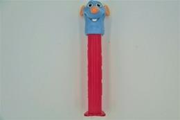 Vintage PEZ DISPENSER : REMY - Ratatouille Pixar Disney  - 2007 - Us Patent L=11cm - Figuren