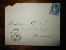Enveloppe GC 3079 Rambouillet Seine Et Oise - 1849-1876: Classic Period