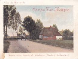 CACAO VAN HOUTEN, Chemin Entre Heesch Et Nistelrode, Brabant Hollandais - Pubblicitari