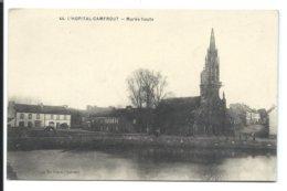 L'HOPITAL-CAMFROUT - Marée Haute (Le Doaré - Vers 1910) - France