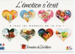 SEMAINE DE L'ECRITURE - L'ÉMOTION S'ECRIT A TOUS LES MOMENTS DE LA VIE ! - Pubblicitari