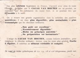 CACAO VAN HOUTEN, Coin De Hedel,Betuwe, Province De Gueldre - Pubblicitari