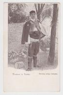 OR542 - CROATIE - Dalmatie - Vrlika - Costume Traditionnel - Narodna Nosuja Cetinjska - Pozdrav Iz Vrlike - Croatie