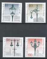 Germany/Berlin Mi. Nr.: 603 - 06 Postfrisch (blp70er) - Berlin (West)
