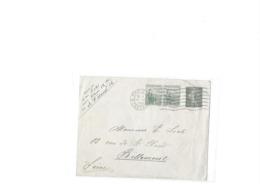 EP N°B11 Type Lettre Avce Le 15c Semeuse Ligné Et Complément Du 149, Obl Mécanique Type Flier Le 26.9.1920 - Marcophilie (Lettres)