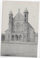 (RECTO / VERSO) AMIENS - N° 49 - L' EGLISE SAINT ROCH - CPA PRECURSEUR NON VOYAGEE - Amiens