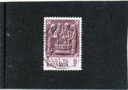 1961 Katanga - Arte - Katanga