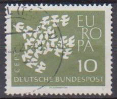 BRD 1961 MiNr.367y  Europa ( A590 ) Günstige Versandkosten - BRD