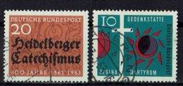 BRD 1963 // 396,397 O - BRD