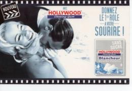 HOLLYWOOD - DONNEZ LE 1er RÔLE A VOTRE SOURIRE ! - Pubblicitari