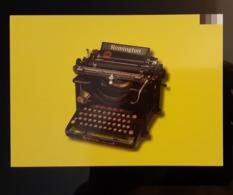 Remington Write Machine Carte Postale - Pubblicitari