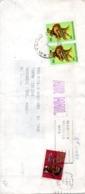 PAPOUASIE ET NOUVELLE-GUINEE. N°228 De 1972 Sur Enveloppe Ayant Circulé. Missionnaire. - Christianity