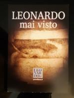 Leonardo Da  Vinci Never Seen Carte Postale - Pubblicitari