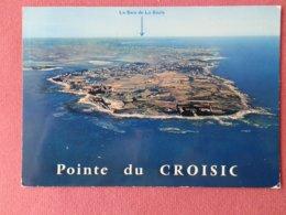 Dep 44 , Cpm La Presqu'ile Du CROISIC , Au Fond , La Baie De La Baule  (129) - Le Croisic