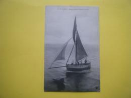 LE HAVRE. Le Bateau Du Pêcheur Rentrant Au Port. - Port