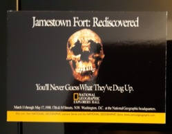National Geographic  Carte Postale - Pubblicitari