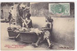 Afrique Occidentale - Dahomey - Porto-Novo - Marchande De Colas - Benin