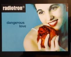 Dangerous Love Carte Postale - Pubblicitari