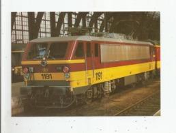 A ANVERS CENTRAL JUIN 1986 (133) CHEMINS DE FER BELGES LA BB 1191 BENELUX - Antwerpen