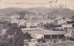 Barcelona * Colegio De Los P. P. Escolapios, Schule * Spanien * AK1412 - Barcelona